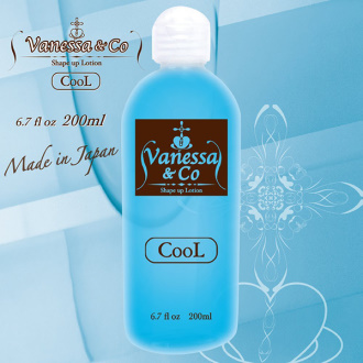 日本TH‧Vanessa涼感水性潤滑液-200ml